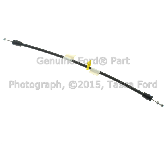 NEW OEM RH OR LH REAR DOOR LATCH CONTROL CABLE F250 F350
