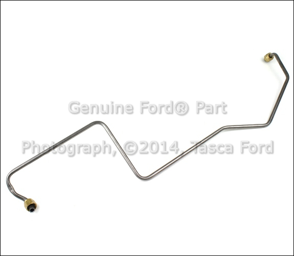 BRAND NEW FORD OEM RH PASS-SIDE FUEL PUMP TO FUEL FILTER