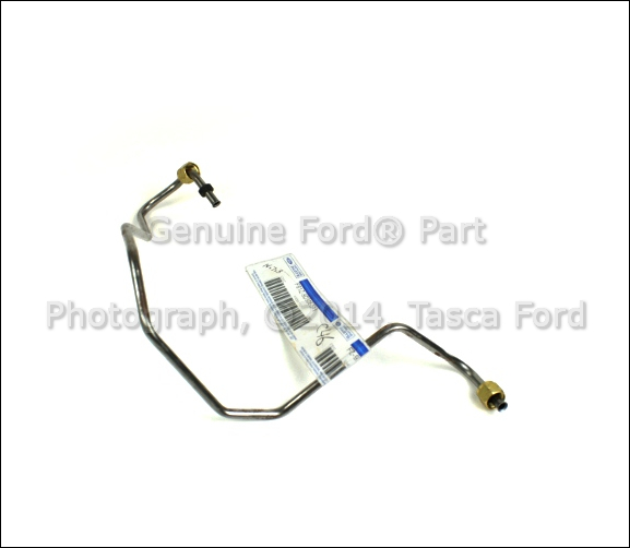 NEW OEM FUEL RETURN TUBE FORD E350 E450 E550 ESD F250 F350