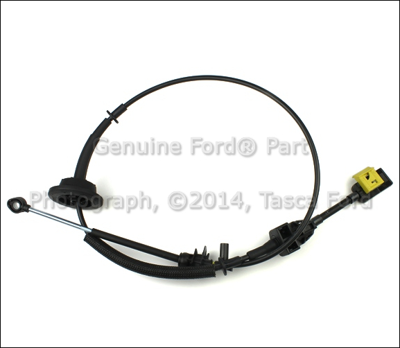 Transmission Gear Shift Cable F85Z-7E395-BA 4R70W For Ford