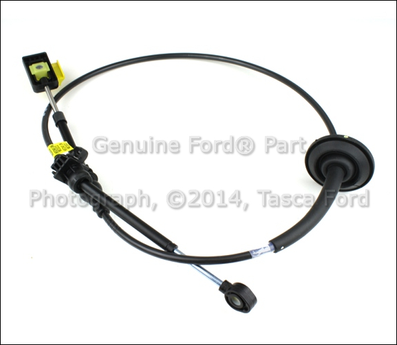 Service manual [Install Shift Cable On A 2003 Ford E