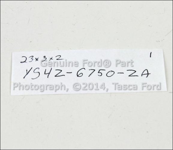 NEW OEM DIPSTICK 2000-2004 FORD FOCUS 2001-2004 FORD