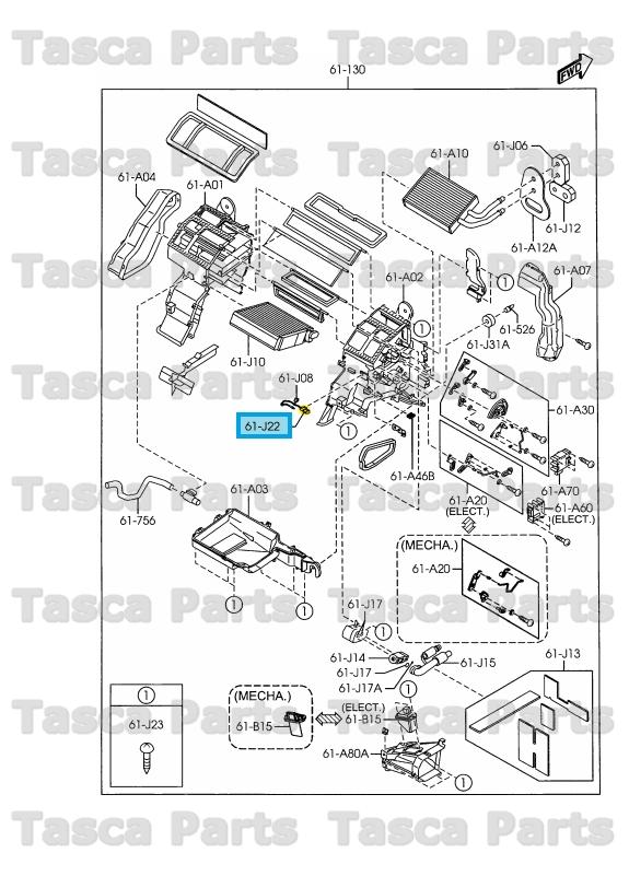 Marca nuevo OEM Sensor delantero Calentador Unidad caso B