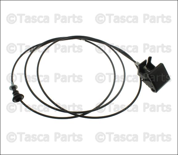 2007-2013 Mazda CX-9 Hood Support Stay Lock Rod OEM NEW
