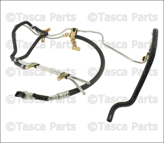 Service manual [Replacement 2005 Nissan Armada Hoses