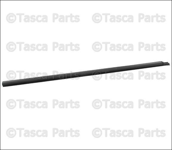 NEW OEM RH PASSENGER SIDE FRONT DOOR WEATHERSTRIP BELT