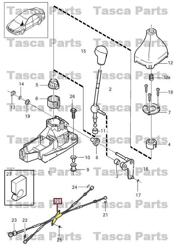 2004 Ford Explorer Shifter Parts Diagram Html