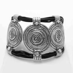 Wholesale spiral bracelet
