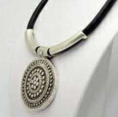 Wholesale Turkish zamak necklace