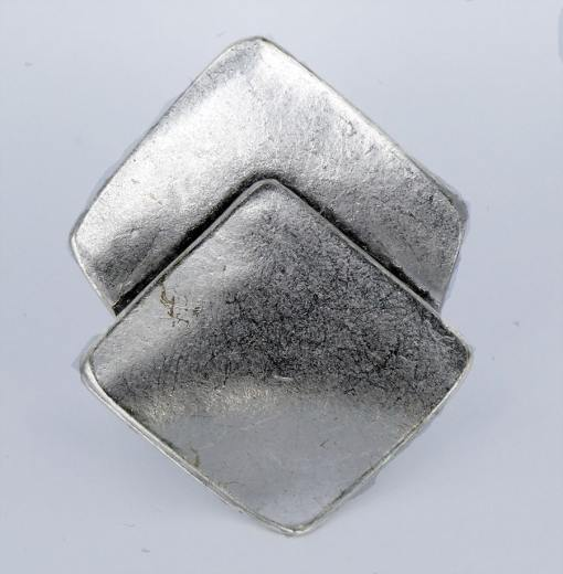 Silver Layer Ring