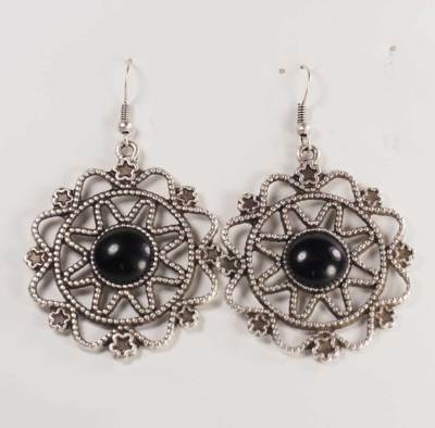 Turkish zamak earrings