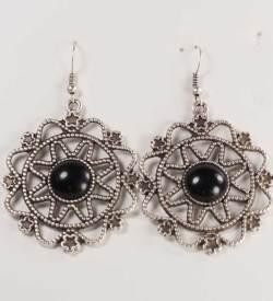 Turkish zamak earrings