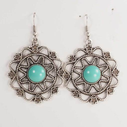 Wholesale turquoise earrings