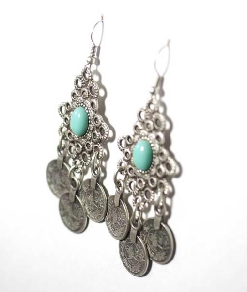 Turquoise earrings wholesale