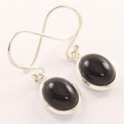 black onyx wholesale earrings