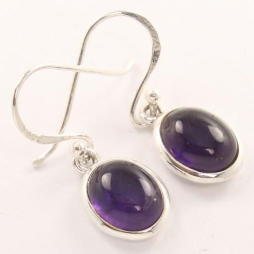 wholesale amethyst earrings.
