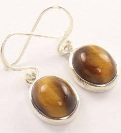 wholesale tiger eye earrings. wholesale gemstone jewellery