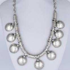Wholesale silver cup necklace