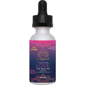 eNlightened Nano CBD Love Tincture