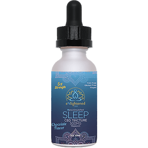 eNlightened Nano CBD Sleep Tincture