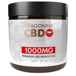 Dragonfly Muscle Gel 1000mg 2oz