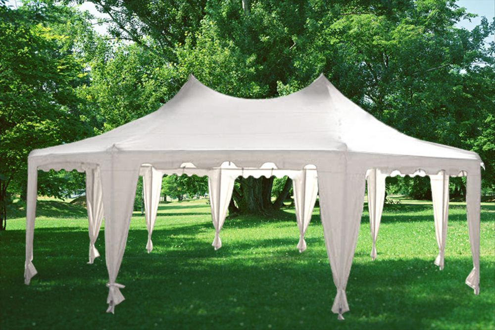 22 x 16 Heavy Duty Party Tent Gazebo