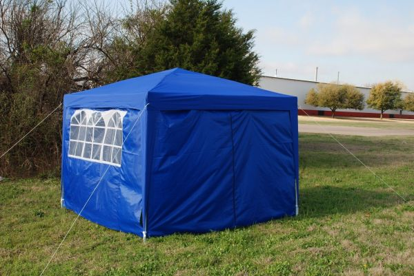 10 X Easy Pop Tent Canopy