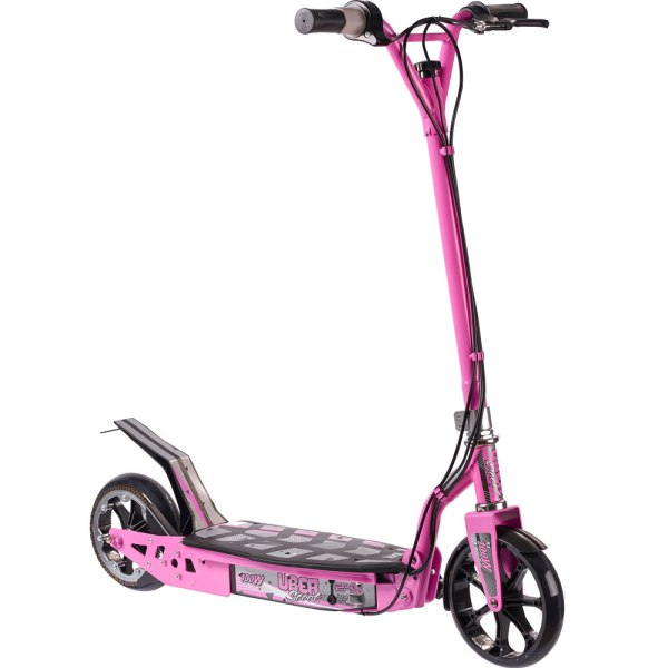 Uberscoot 100w Scooter Evo Powerboards - Pink Blue