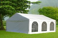 20 x 20 White PVC Party Tent Canopy
