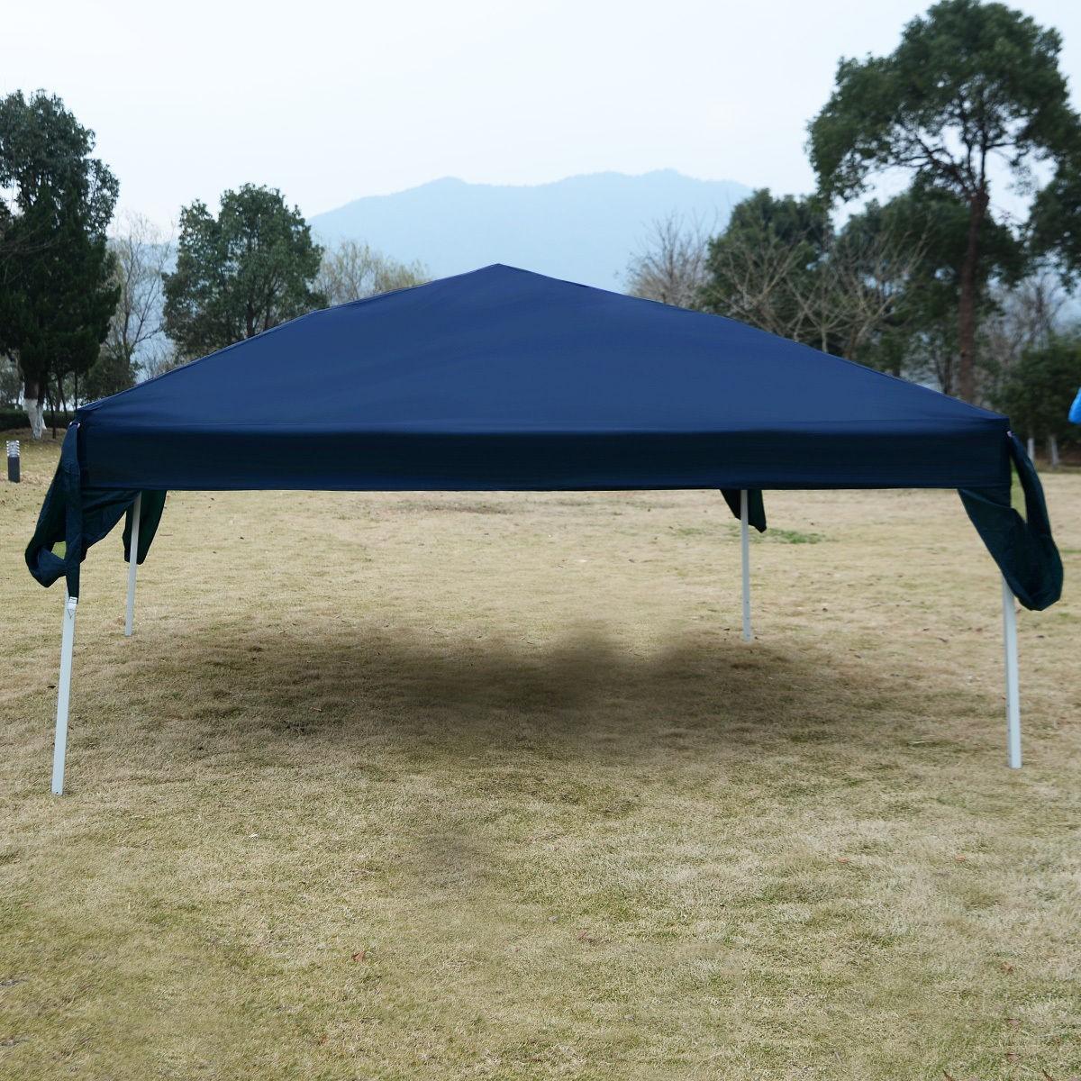 10 X 10 Ez Pop Up Canopy Tent Gazebo