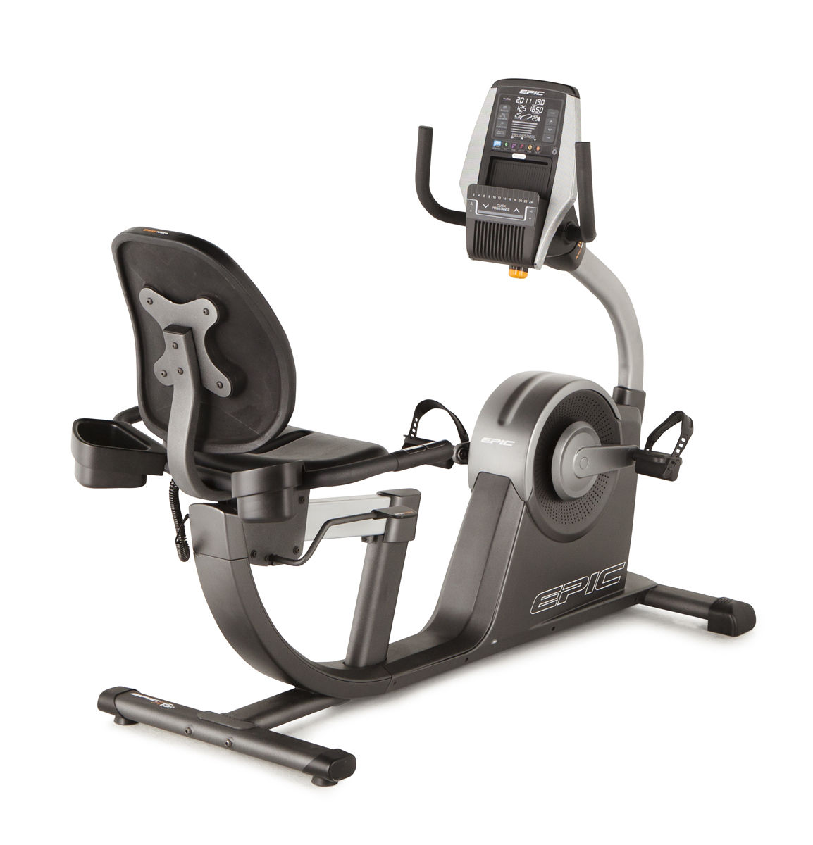 Epic A17R Recumbent Exercise Bike Home Gym Workout Machine