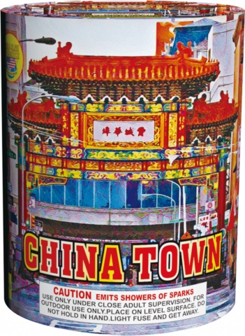 China Town  Wholesale Fireworks