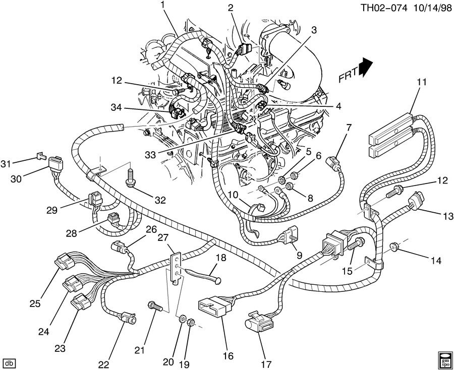 97 Gmc Parts Diagram • Wiring Diagram For Free