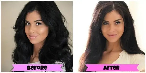 Hair color remover before and after: The secret of ...