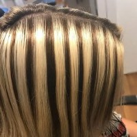 is it possible to place semi permanent hair color over ...