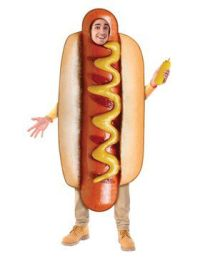 Hot Dog Bun Couples Costume - Mens Costumes for 2018 ...