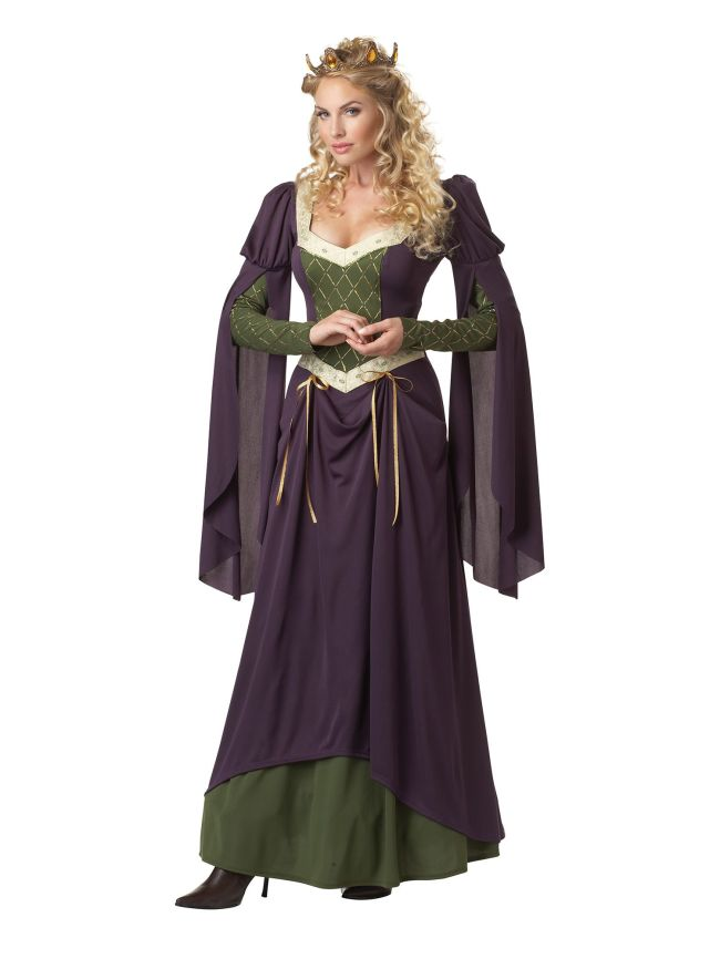 Adult Womens Lady in Waiting Costume