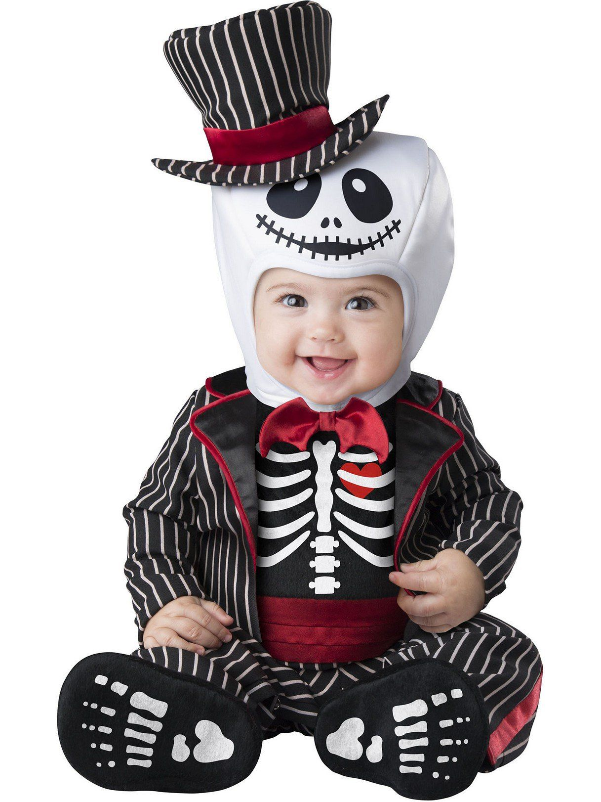 Lil Skeleton Costume Infants - Baby Toddler Costumes