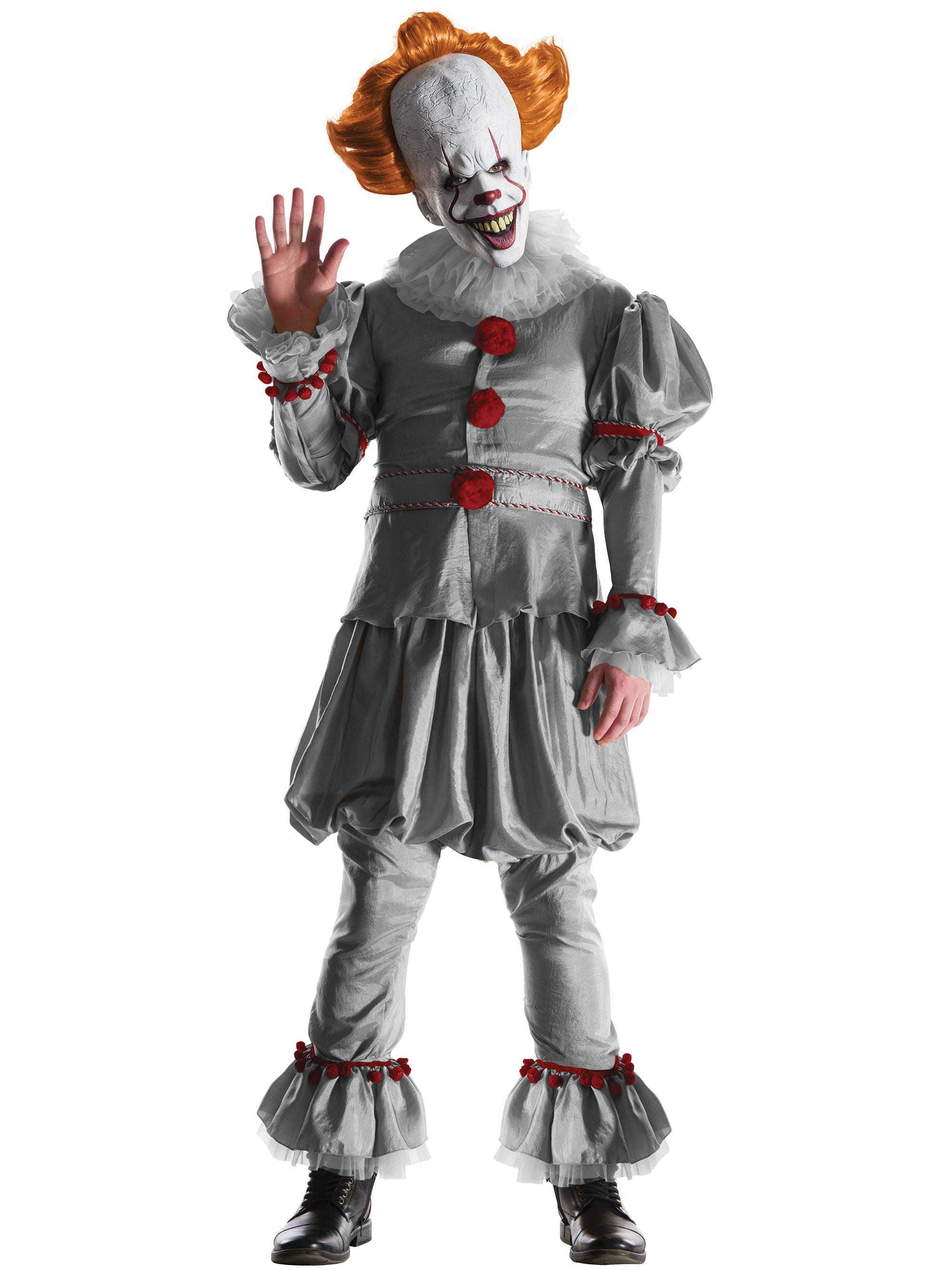 Bad Pennywise Costume : pennywise, costume, Grand, Heritage, Pennywise, Costume, Costumes, Wholesale, Halloween