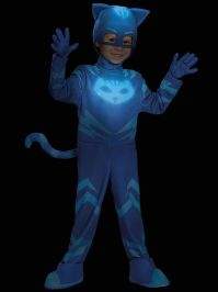 Toddler Deluxe PJ Masks Catboy Costume - Baby/Toddler ...