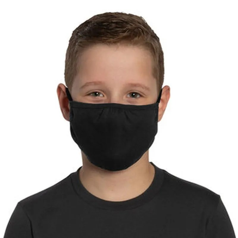 kids mask black 500