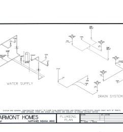 mobile home plumbing diagram source http luxinteriorxyz mobile [ 3221 x 2479 Pixel ]