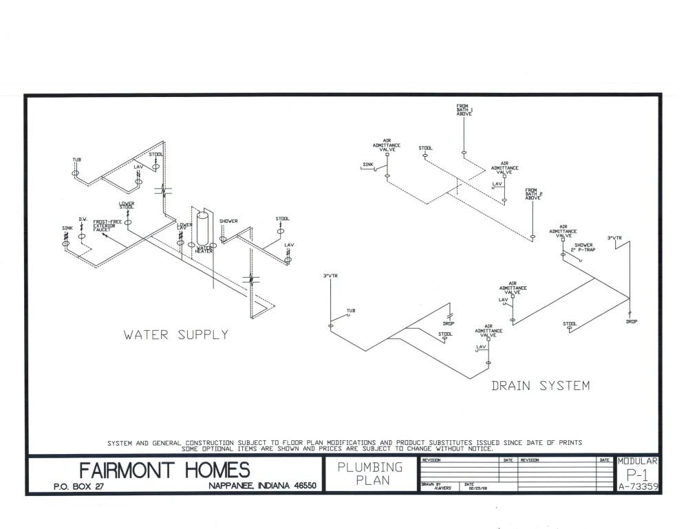 medium resolution of mobile home plumbing diagram source http luxinteriorxyz mobile