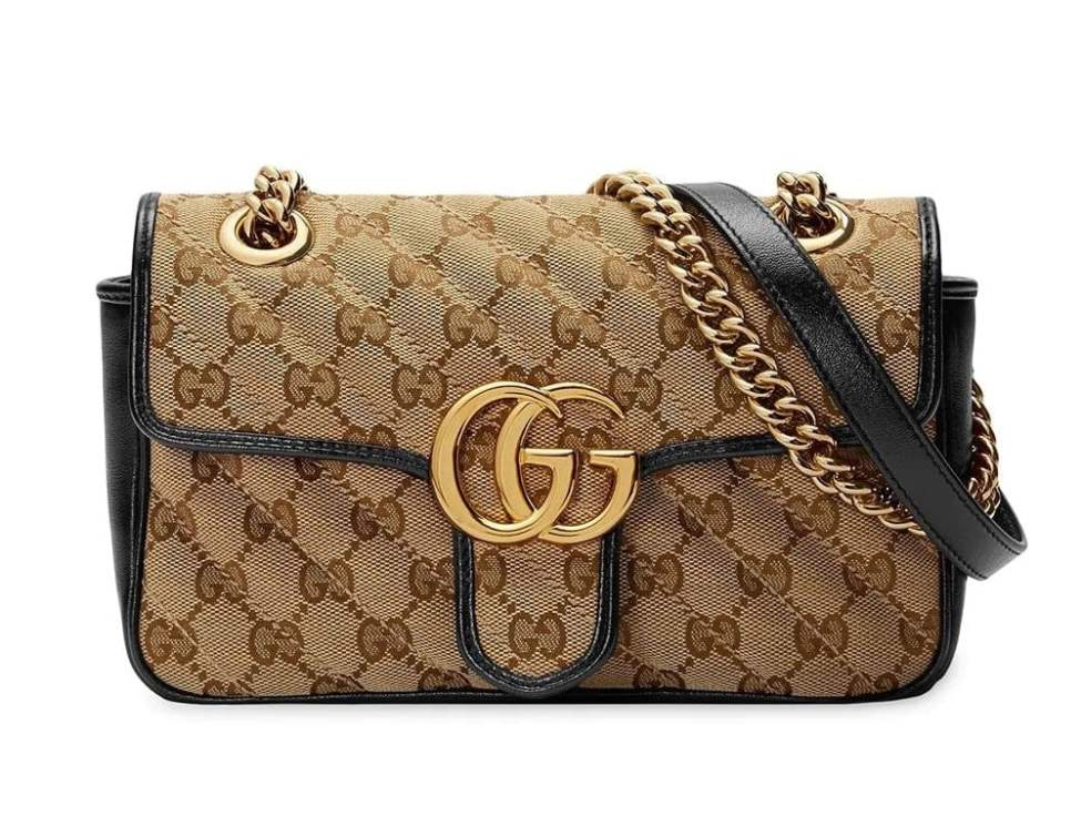 Gucci GG Marmont matelasse mini bag min
