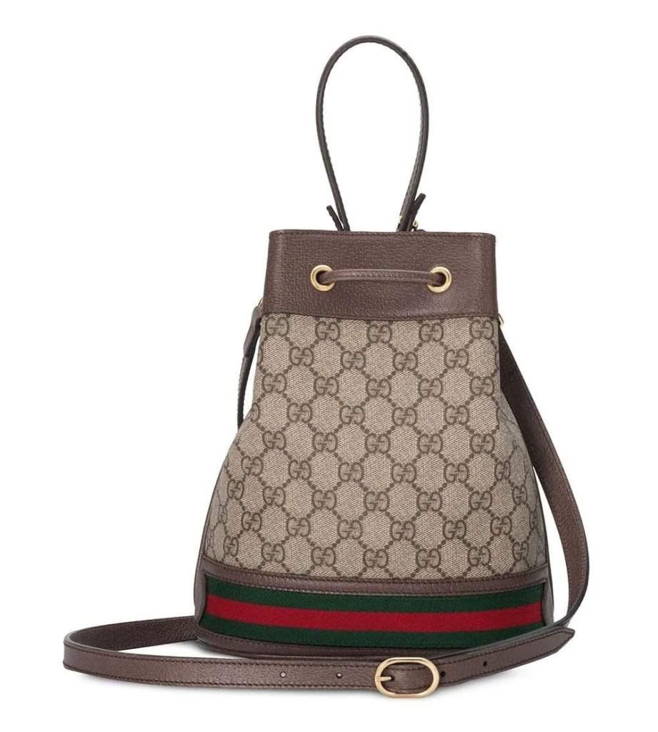 Gucci Ophidia gg bucket bag min