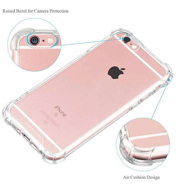 Shock Proof Clear Case - Wholesale Products Pro