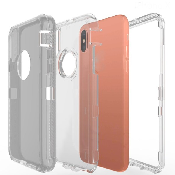 For Iphone Clear Defender Mobile Case - Wholesale Products Pro