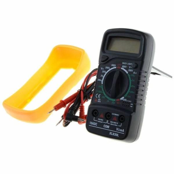 Portable Digital Multimeter - Wholesale Products Pro