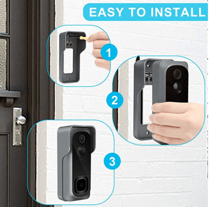 1080p DoorBell with Chime - Wholesale Products Pro