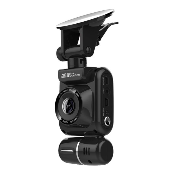dual dashcam 1080p with real night vision - Wholesale Products Pro